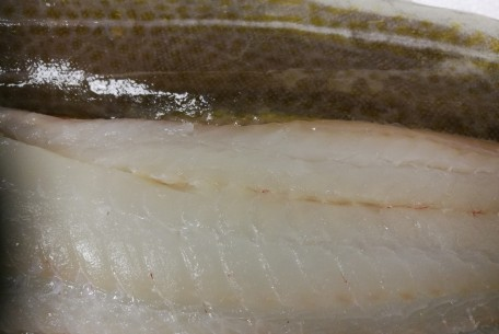 Cod Fillets (fresh)